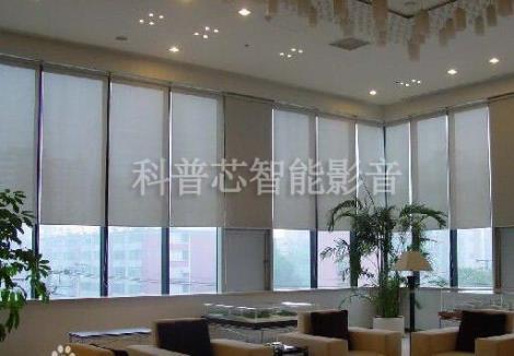 智能窗帘控制系统设计