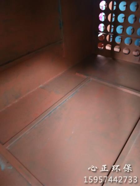 新型烘干机袋式除尘器