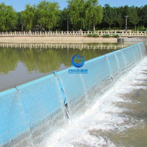 液压升降坝 景观坝 合页坝,专利技术