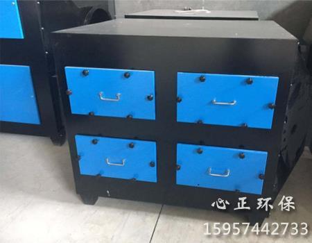 活性炭净化箱