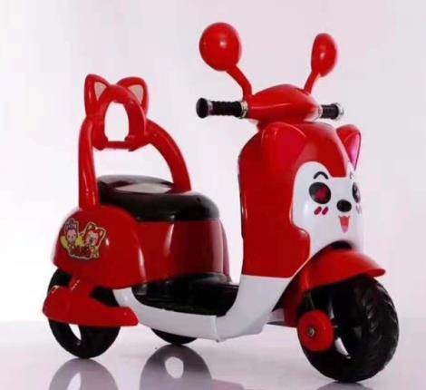 儿童电动摩托车5