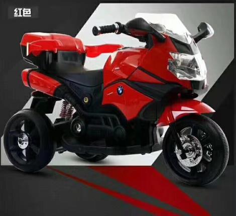 儿童电动摩托车3