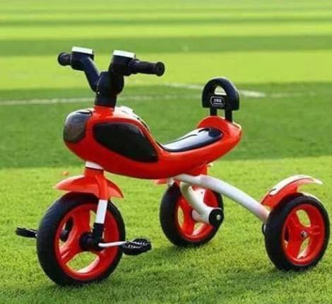 儿童电动摩托车4