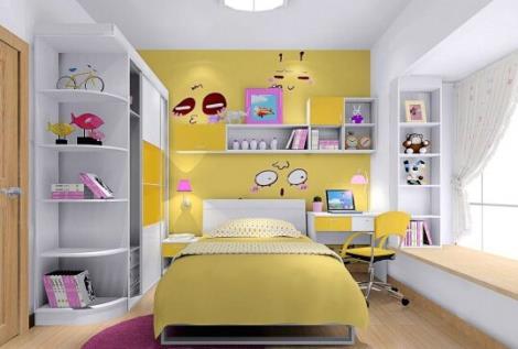 儿童房装饰方案