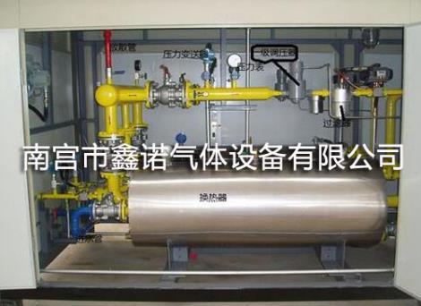 CNG减压装置