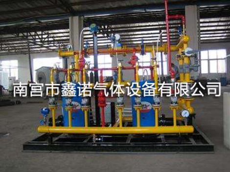 燃气调压系统