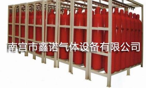 气瓶储气柜