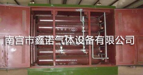 高压气瓶安全柜