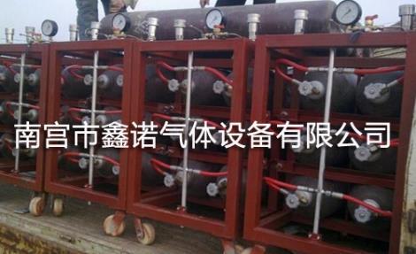 高压储气瓶组