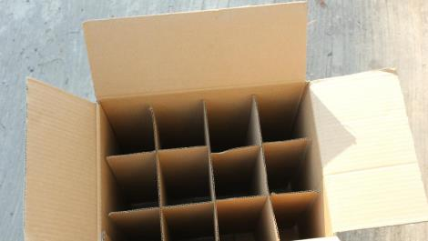 白卡纸箱生产