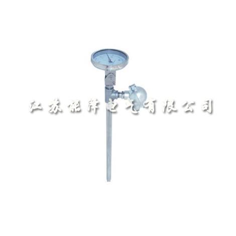 热电偶热电阻一体型双金属温度计