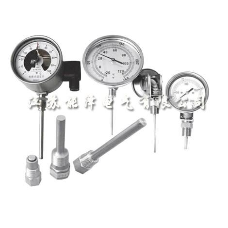 防爆型双金属温度计