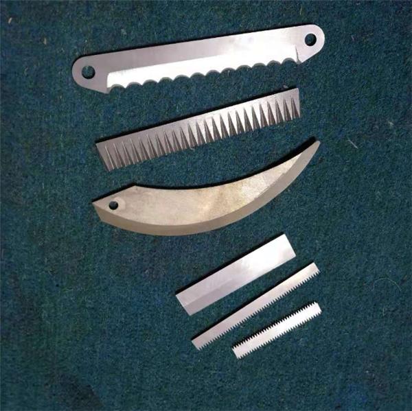 异形刀片加工