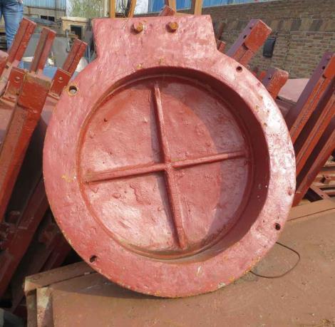 弧型钢制闸门