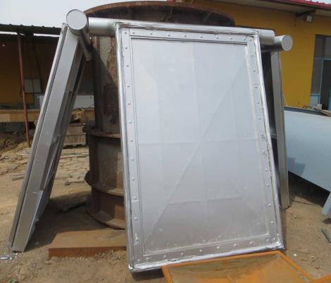 钢制插板闸门