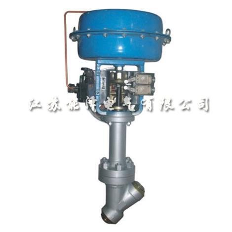 气动薄膜Y型疏水阀