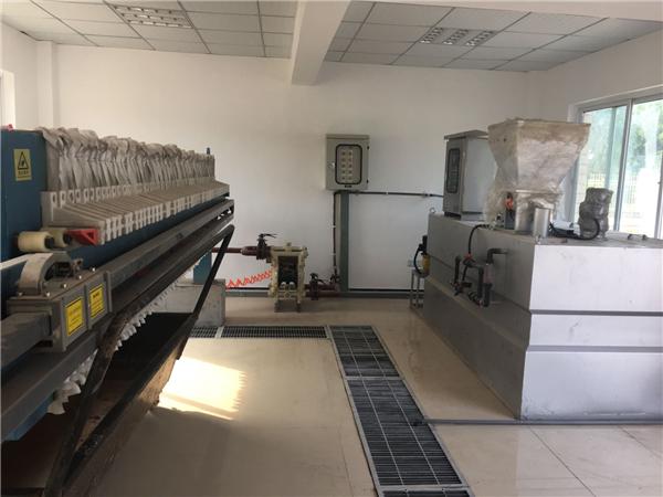 苏州污水站压滤机