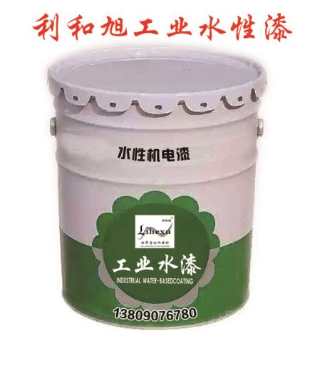 环保水性单组丙烯酸金属面漆