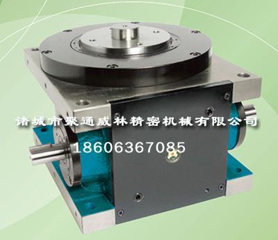 BU圆柱型凸轮分割器加工