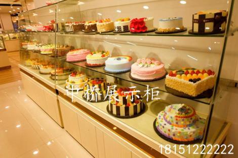 蛋糕展示柜定制