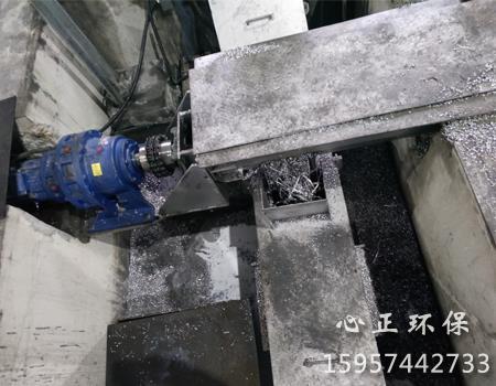 工程机械排渣机