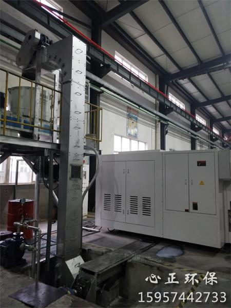 垃圾发电马丁式排渣机