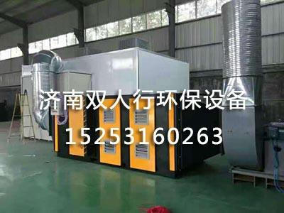 UV高能光解及催化氧化废气处理设备加工