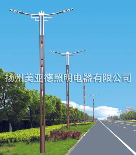 南京道路灯