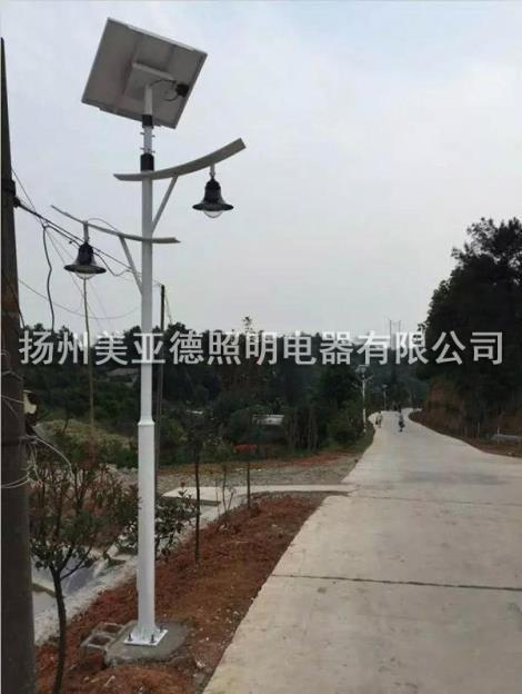 泰州太阳能锂电池路灯