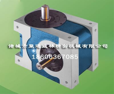 凸轮分度器