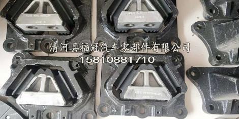 欧曼GTL发动机支撑加工