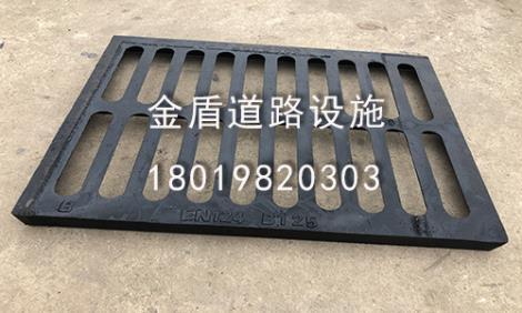 球墨铸铁水沟盖板