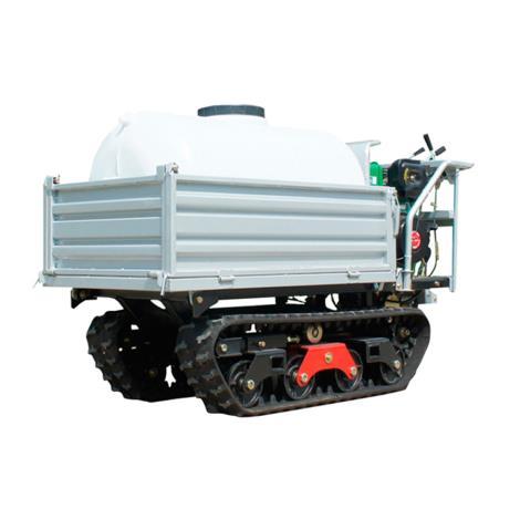 迷你履帶式果園柴油運輸噴霧機