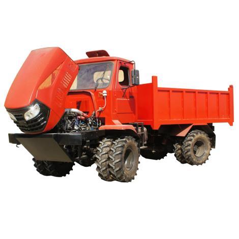 農用四驅折腰運輸型拖拉機
