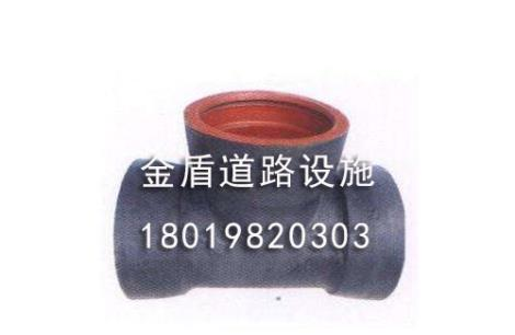 球墨铸铁管件安装