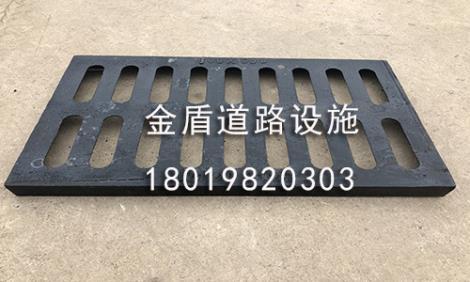 球墨铸铁地沟盖板安装