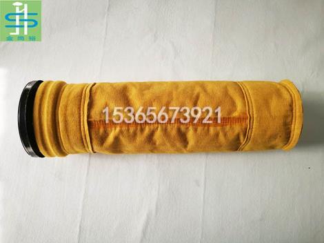 P84耐高温耐腐蚀除尘布袋粉尘过滤袋