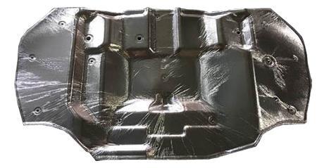 PET+铝箔底盘隔音棉直销