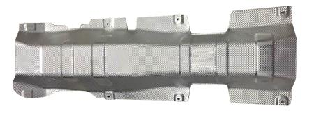 消音器护板(铝)