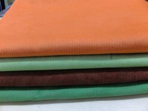 14条灯芯绒布料秋冬儿童男女服装裤子面料定制
