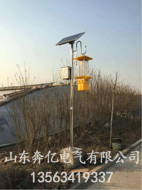 太阳能杀虫灯供货商