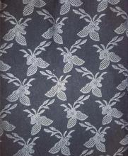 ZQS-2007人棉提花牛仔布料