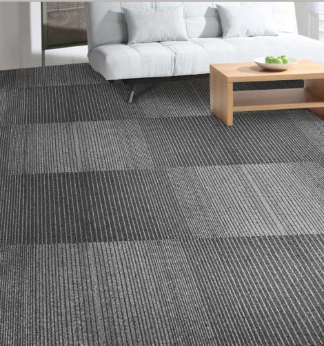 提花簇绒方块拼接地毯生产商
