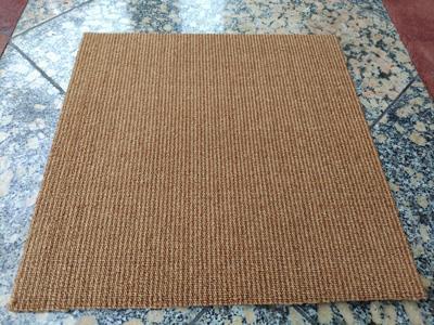 流年印花方块拼接地毯经销商