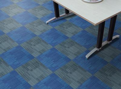 诗语印花方块拼接地毯生产商