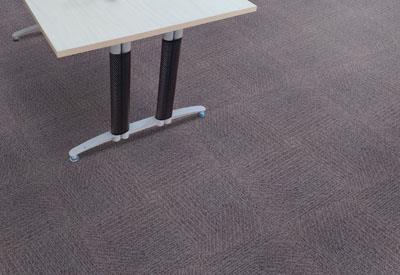 幽梦印花方块拼接地毯加工