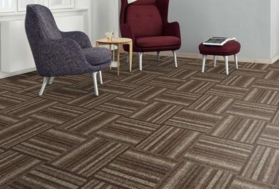 绽放印花方块拼接地毯生产商