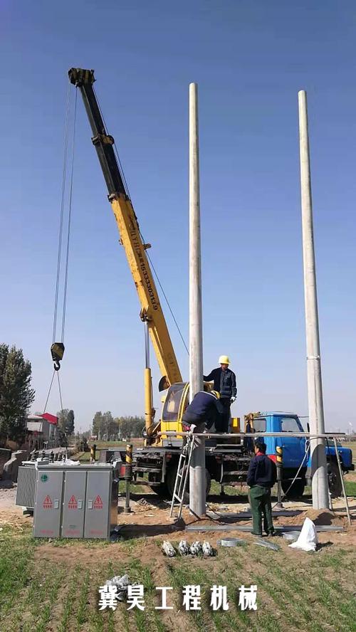 8吨吊车工程