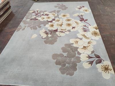 家用块毯加工