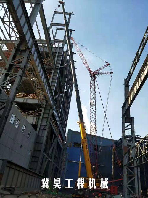 100吨吊车工程